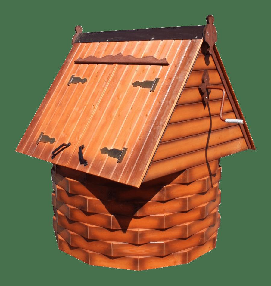 Купить домик для колодца в Кашире